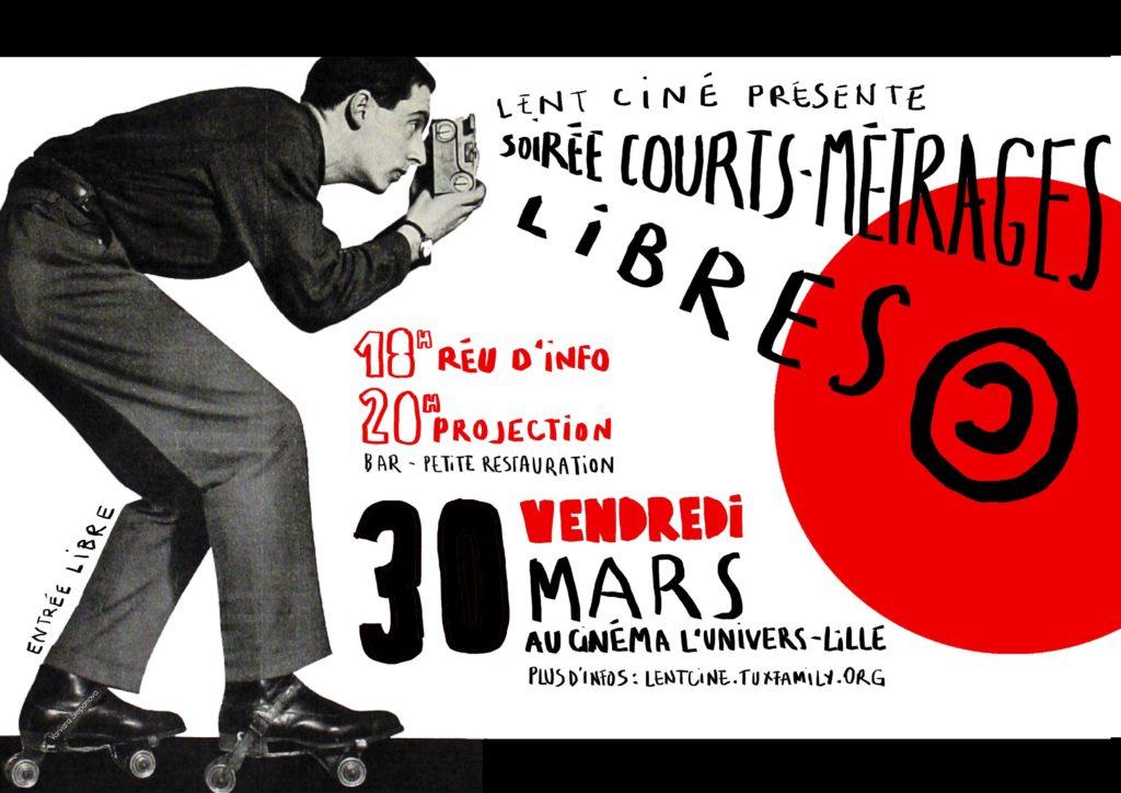 Projection : soirée Libres courts